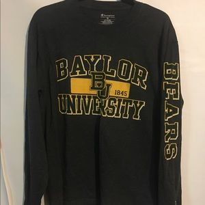 Champion Athletic Baylor Bears Long Sleeve tshirt